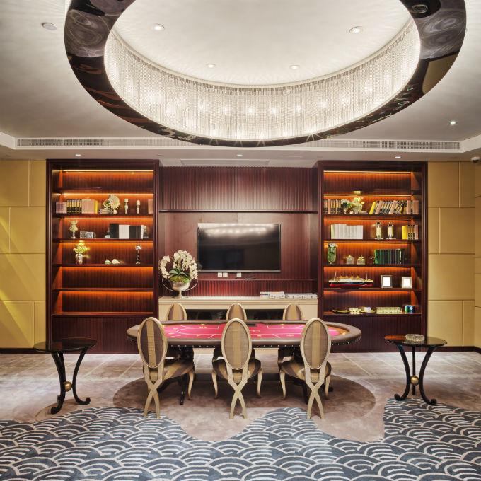 Et pokerrum LUKSUS HOME - Tilgængelig til et par!