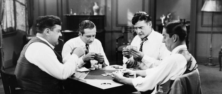 Få den perfekte pokeraften med vennerne