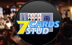 Seven Card Stud er en anderledes og spændende form for poker. Lær spillets regler og find ud af hvordan man spiller her på siden.