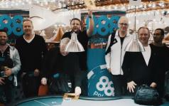 WSOP Crazy Eights i Vegas